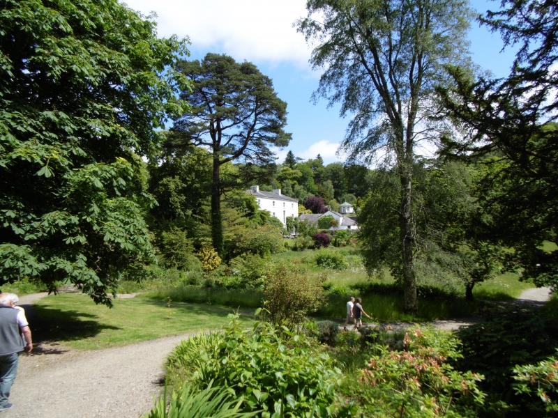 Colby Woodland Gardens at Amroth