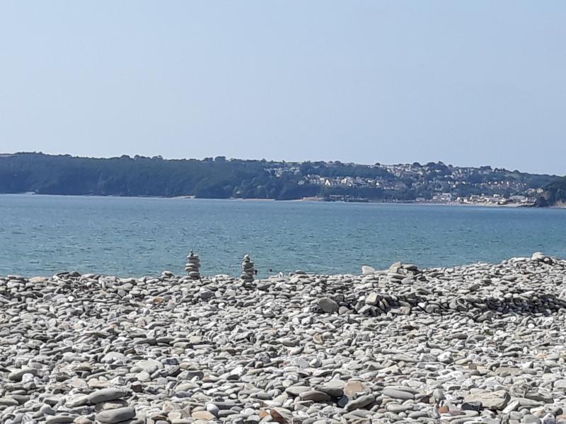 Saundersfoot Bay from Amroth