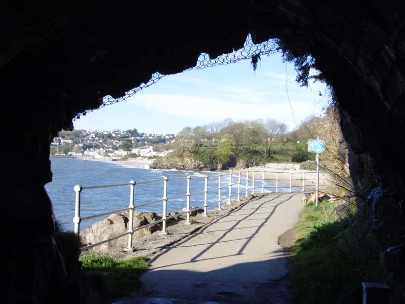 Light at the end of the tunnel - Coppet Hall