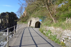 Tramway tunnels between Wisemans Bridge and Saundersfoot
